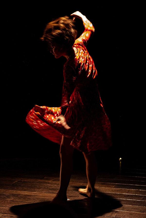 Spectacle le rêve d'une danse, avril 2019