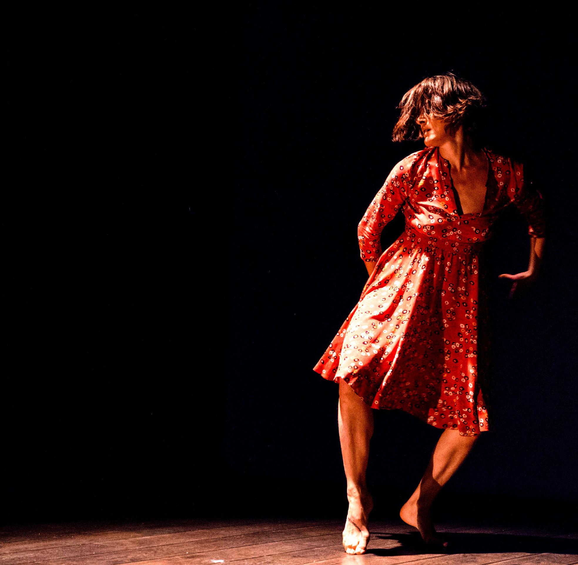 Danseuse, performeuse, pédagogue