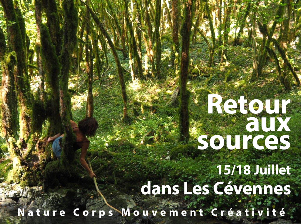 Retour aux sources danse nature